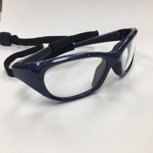 9941 UltraLite w/0.50mm Lead Glass Radiation Safety Glasses - CLEARANCE