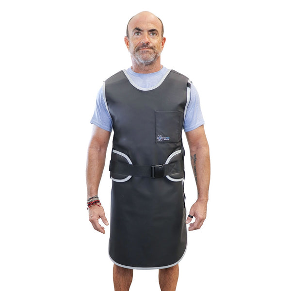 ProTech Medical Back Relief Lead Radiation Apron, 0.50mmLE Front Protection
