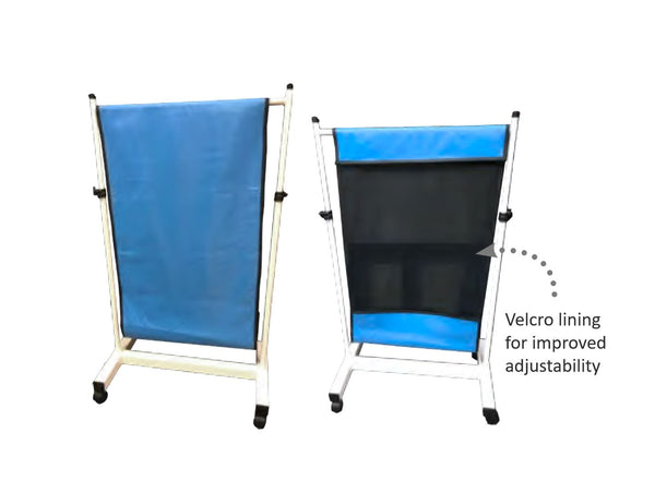 Adjustable Mobile Radiation Barrier, X-Ray Safety - Customizable!
