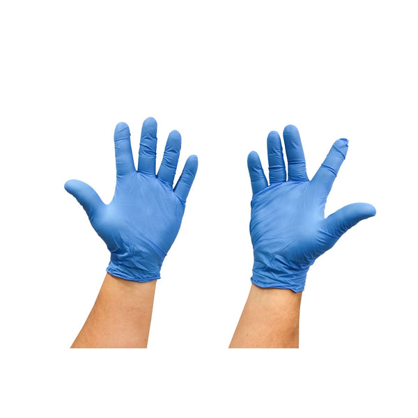PROGUARD NITRILE MEDICAL EXAMINATION GLOVES - 100/BOX
