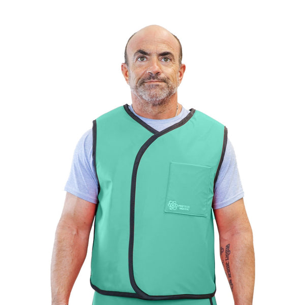 ProTech Medical Custom Apron Vest for Radiation Safety - USA MADE