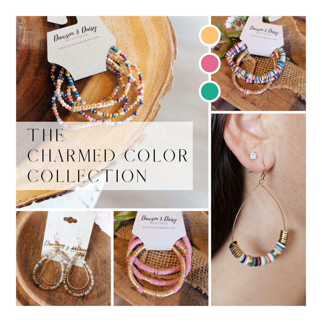 The Charmed Color Collection