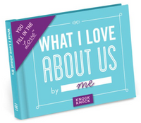 """What I Love About Us"" Fill in the Love Journal"