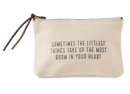"""Sometimes..."" Cosmetic Bag"