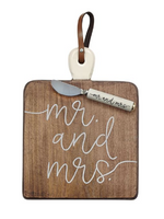 Mr. and Mrs. Board Set