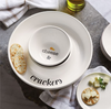 Cracker and Cheese Serving Set