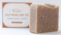 Oatmeal Milk and Honey - Bar Soap - Old Whaling Co.