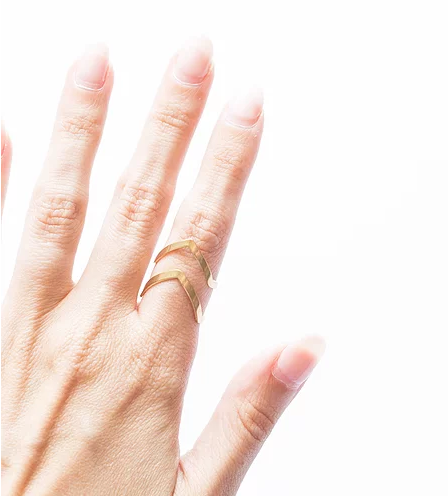Gold Wonder Ring