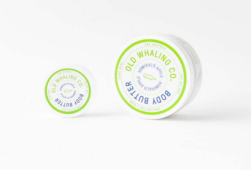 Admiral's Apple - 8 oz. Body Butter - Old Whaling Co.