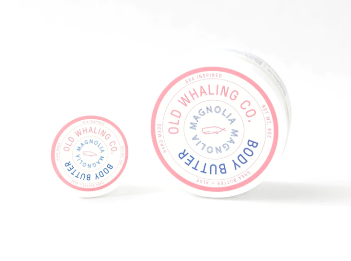 Magnolia - 8 oz. Body Butter - Old Whaling Co.