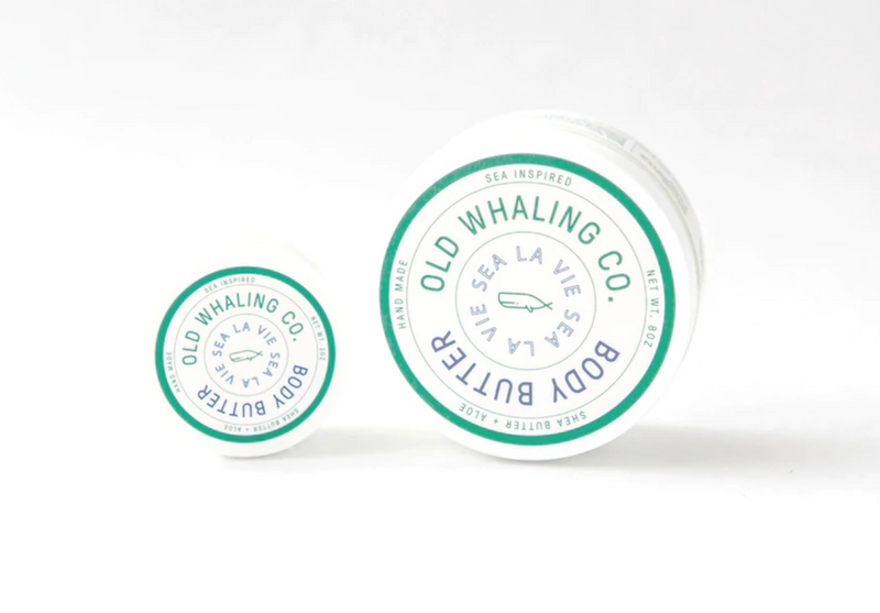 Sea La Vie - 2 oz. Body Butter - Old Whaling Co.