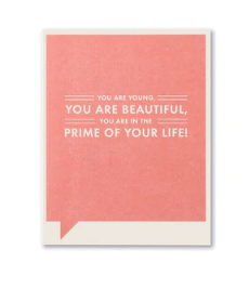 Frank & Funny Cards - YOU ARE BEAUTIFUL