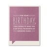 Frank & Funny Cards - BIRTHDAY