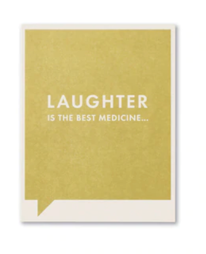 Frank & Funny Cards - LAUGHTER