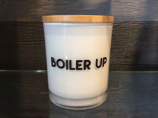 Boiler Up - Unplug - Apples and Maple Bourbon