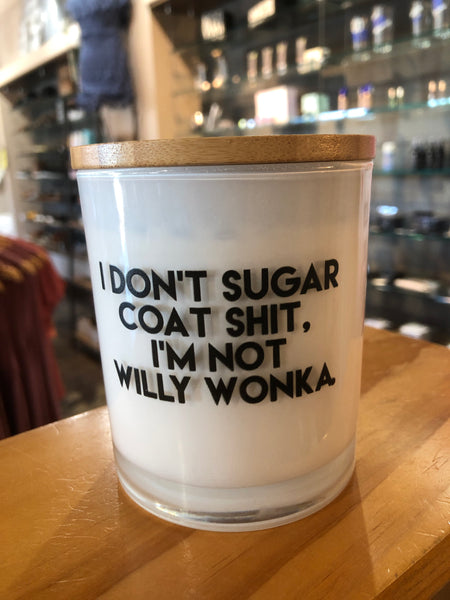 I Don't Sugar Coat... - Unplug - Hazelnut Coffee