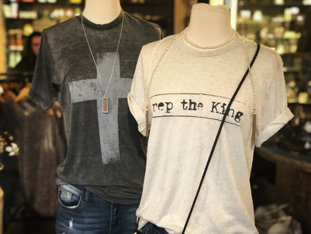 """Rep the King"" T-Shirt"