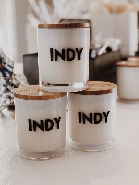 INDY - Unplug - Hazelnut Coffee