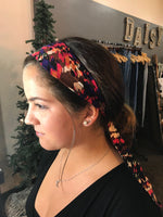 Abstract Floral Print- Give by Grace Headband
