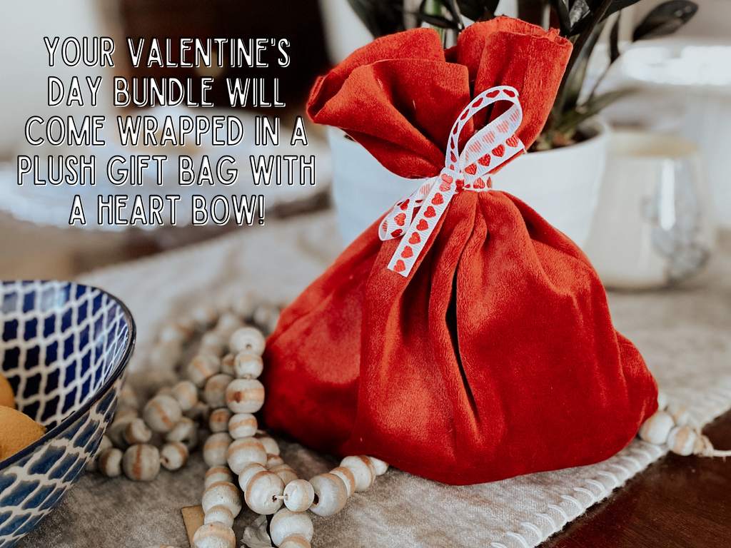 Valentine's Bundle- Bubble Bath