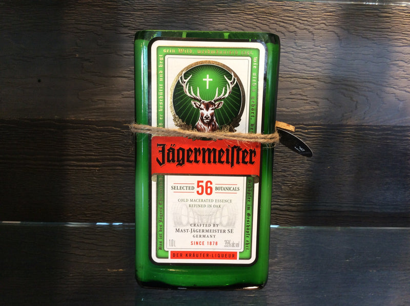 Jägermeister Liquor Candle - Unplug - Christmas Hearth