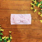 Dreamhouse Pink Messy Bow Headwrap