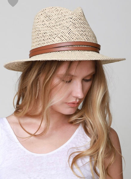 Natural Panama Sun Hat
