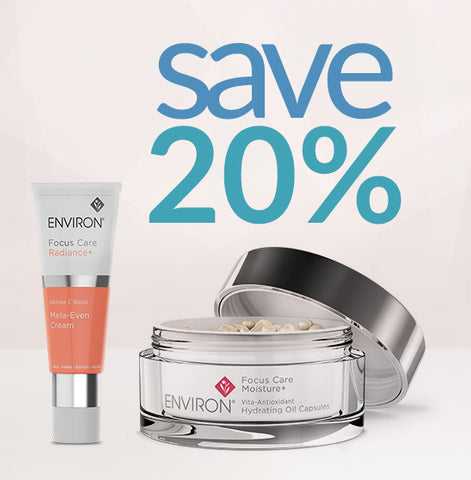 Winter Bundle - Environ Hydrating Oil Capsules + CBoost