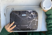 TWINPACK GRAY-MARBLE BLACK MEDIUM LAPTOP