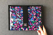 Ozpack Crystal Tablet Sleeve Back
