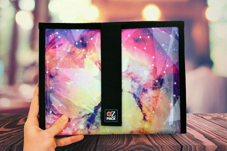 Ozpack Galaxy Tablet Sleeve Back