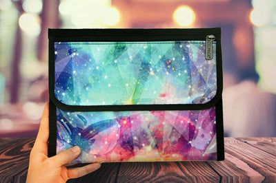Ozpack Galaxy Tablet Sleeve Front