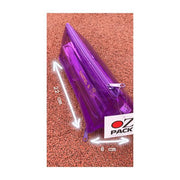 Tripack Large Purple Pencil Case