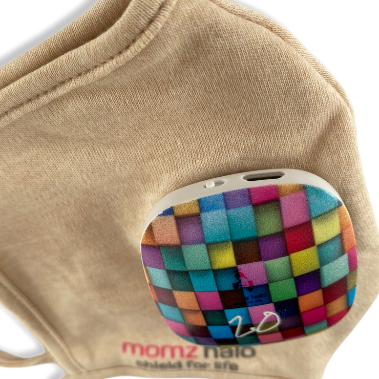 Momz Halo 2.0 training mask. - momZ Halo