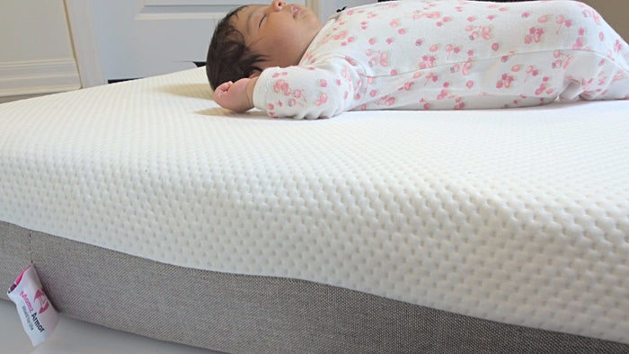 Natural Latex Mattress Armor - momZ Halo