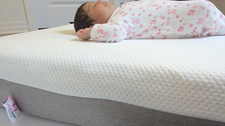 Natural Latex EMF Mattress - momZ Halo