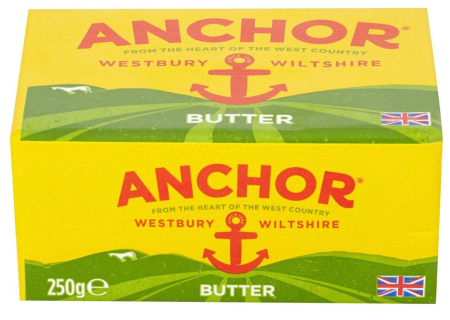 Anchor Wiltshire Butter 250g
