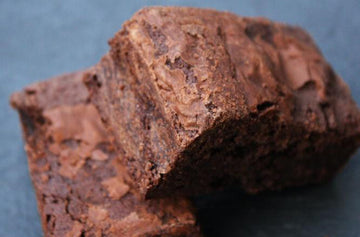 Homemade Gluten Free Chocolate Brownie