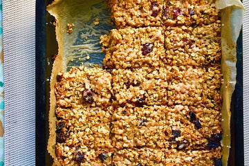 Honesty Dark and Fruity Flapjack