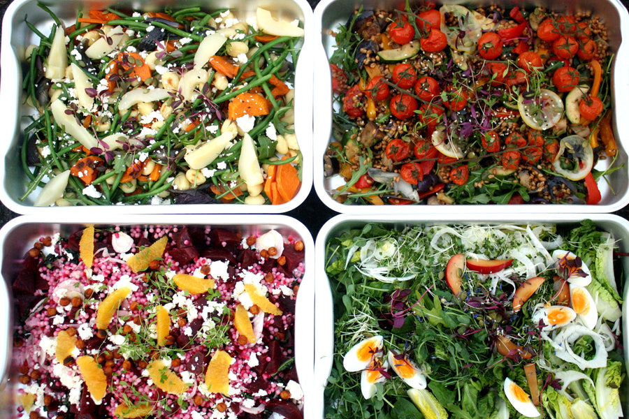 Corporate catering lunchtime catering Wilde Kitchen