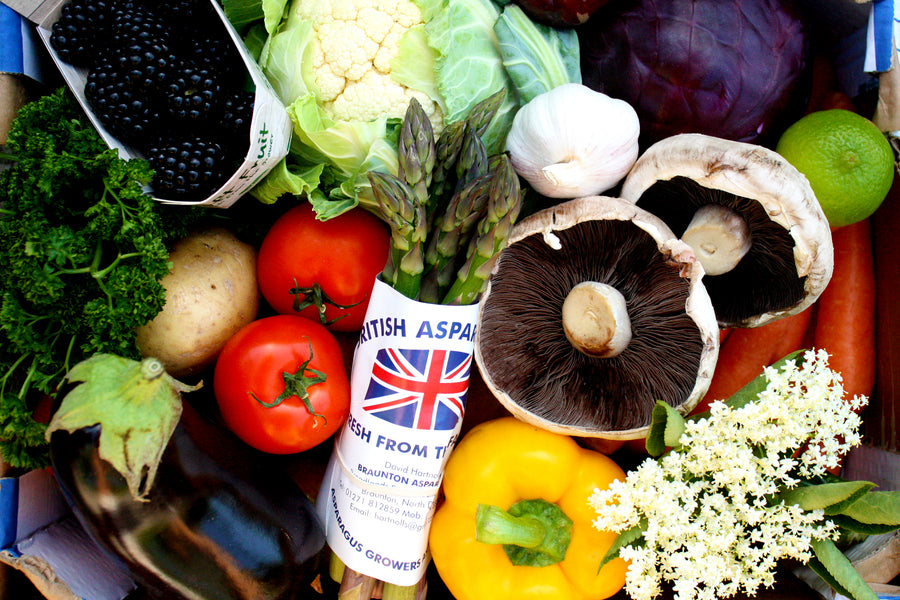 Glorious Variety Veg Box (The only veg box you'll ever need!)