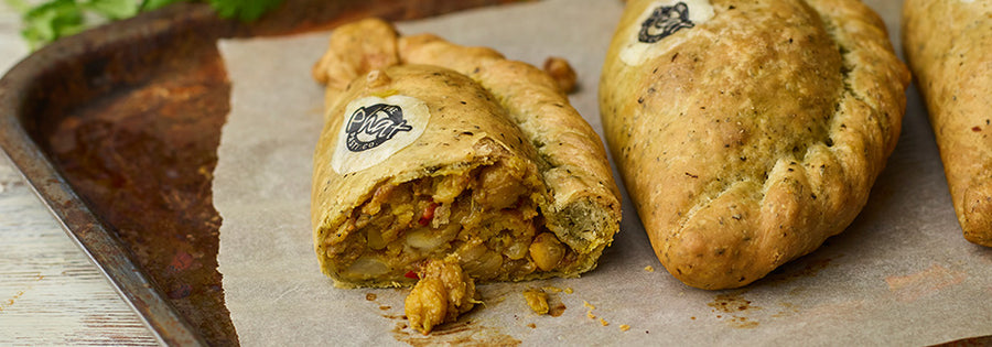Jackfruit Vegan Pasty