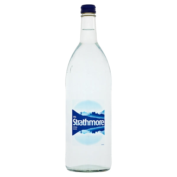 Strathmore 1 Litre glass bottle