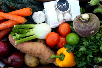 Wilde Veg Box with Free Home Delivery