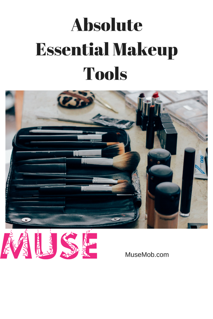 Absolute Essential Makeup Tools
