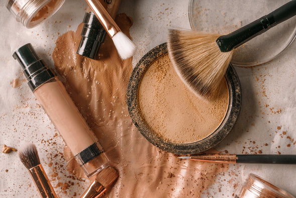 How To Clean & Disinfect Your Makeup Brushes