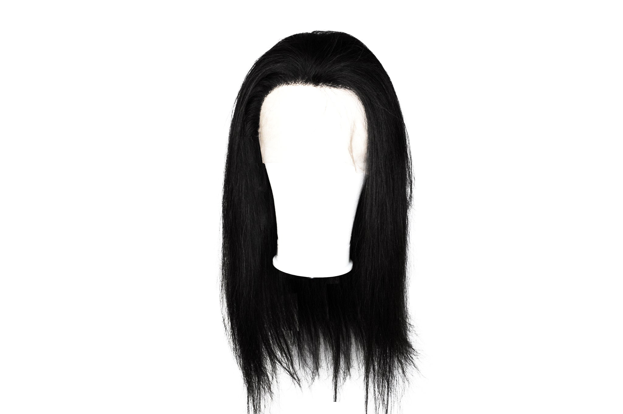 Virgin Remy Straight Lace Front Wig