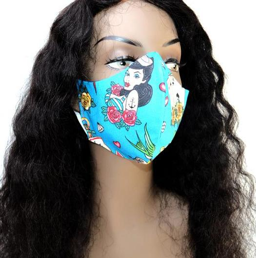 Bad Bettie Protective Face Mask
