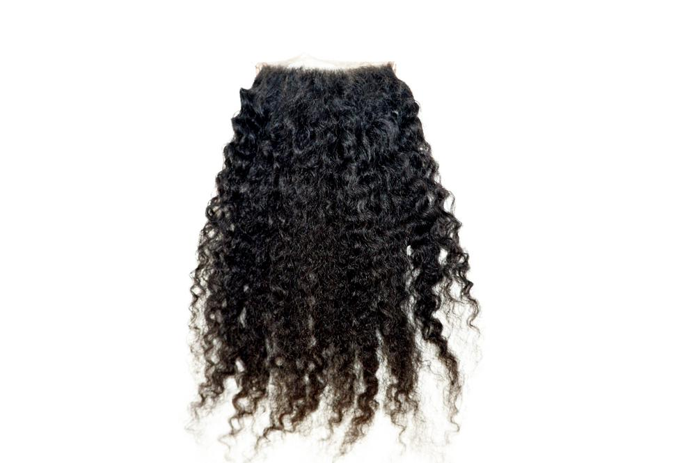 Brazilian Natural Wavy Frontal