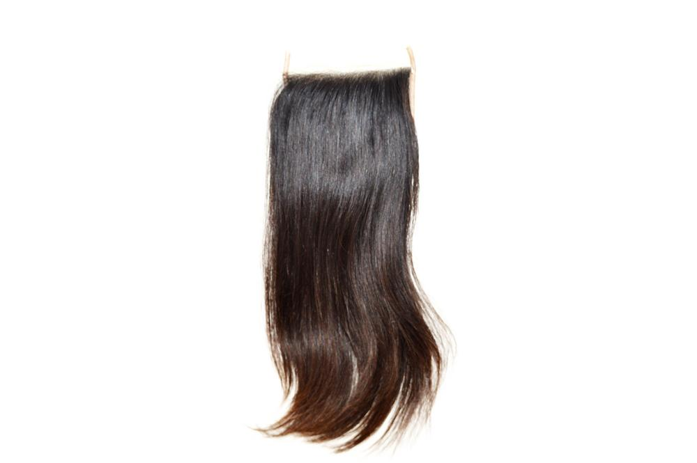 Natural Straight Frontals and Closures